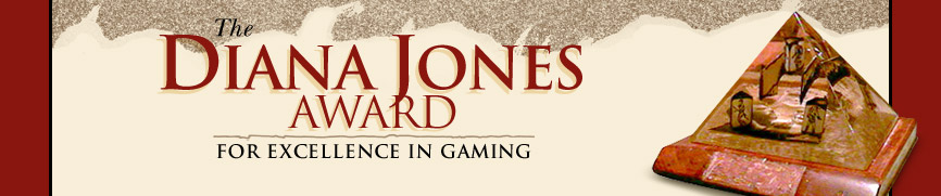 The Diana Jones Award